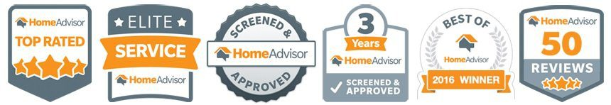 LOGOS FOR HOME ADVISOR AWARDS
